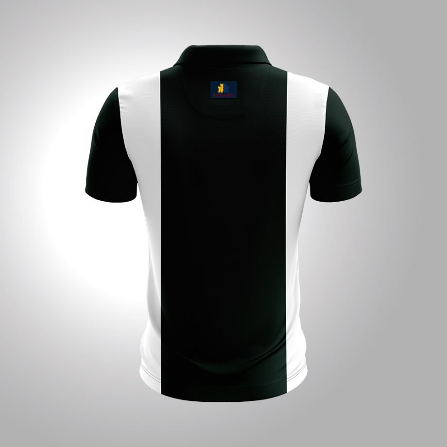 McKendric Xtreme Performance polo shirt Man Back ST. Andrews