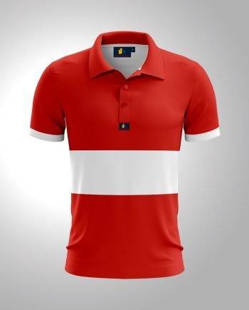 McKendric Xtreme Performance polo shirt Man Renfrew
