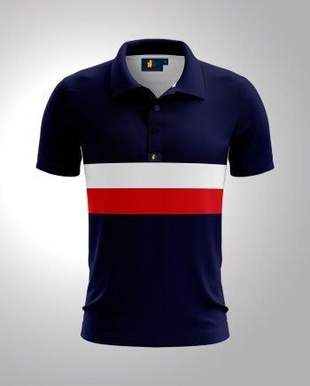 McKendric Xtreme Performance polo shirt Man Stirling