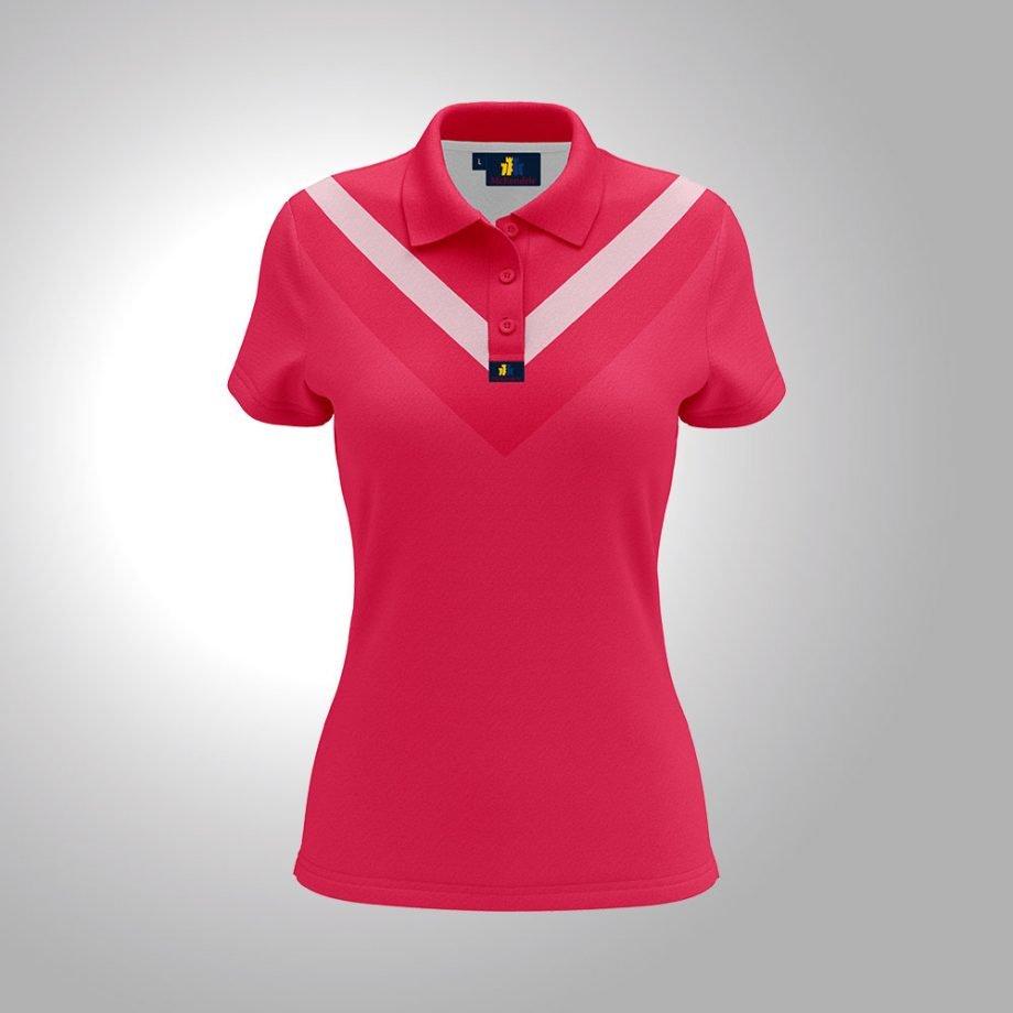 McKendric Xtreme Performance polo shirt Woman Giffnock